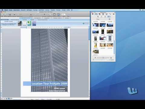 Erstellen Sie Ein Deckblatt überschriften Und Andere Dokument