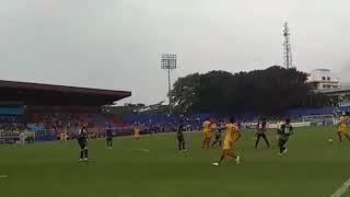 Sriwijaya FC vs Persegres united 10-2 | Gojek Traveloka liga 1 | 5 NOVEMBER 2017