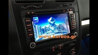 Bizzar BL-VW58 Οθόνη για VW+SEAT+SKODA www.korbos.gr