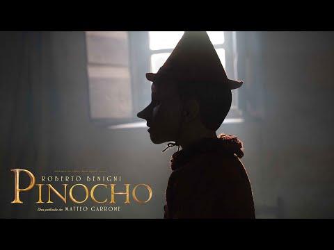 Pinocho  - Trailer Oficial (Subtitulado) cartelera de cine