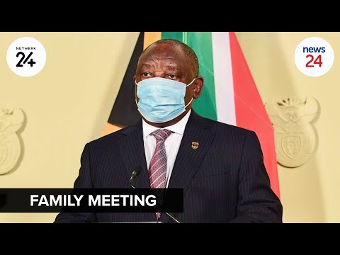 WATCH LIVE | President Cyril Ramaphosa to address the nation as Covid-19 cases continue to increase