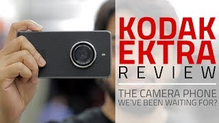 kodak Ektra Review  Camera, Specs, Verdict, and More