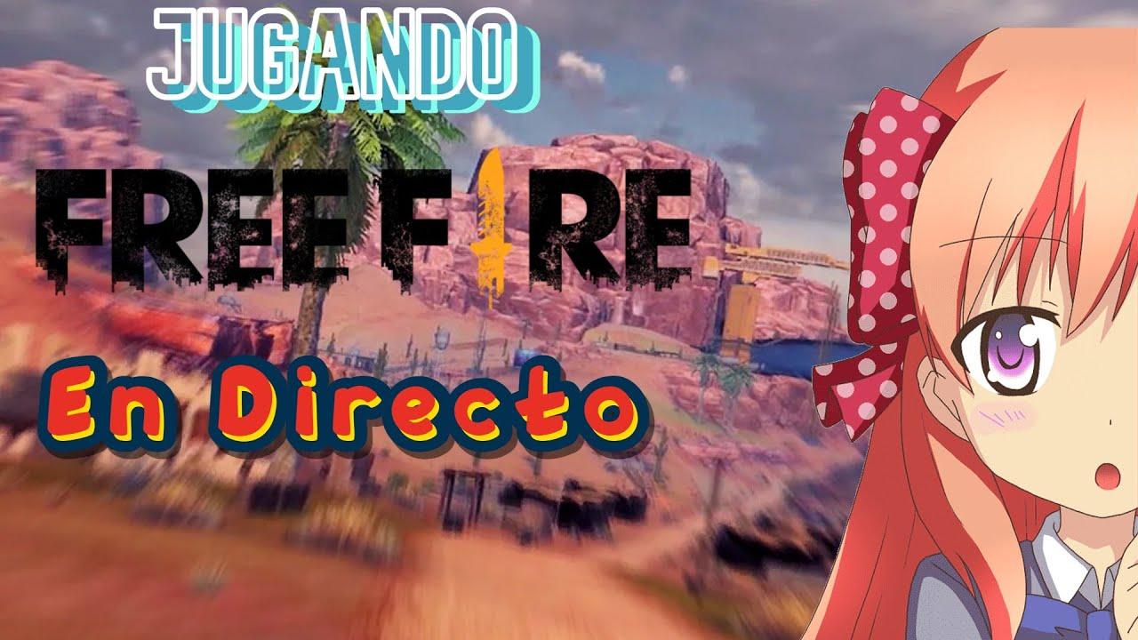 🔥Free fire En vivo Clasificatorias Salas💎EN VIVO 💎 emi andy