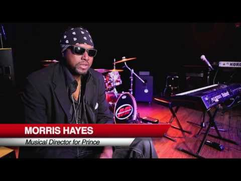 Morris Hayes (Music Director for Prince) at Musicians Institute