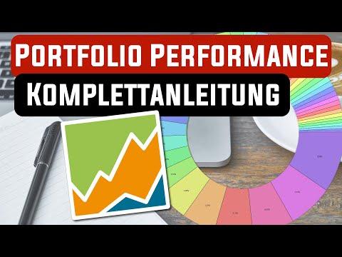 Portfolio Performance Einführung 📊 Schritt für Schritt Anleitung / Tutorial