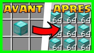 MINECRAFT 1.13 A DEJA UN GLITCH DE DUPLICATION INCROYABLE !