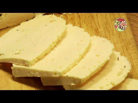 Домашний сыр за