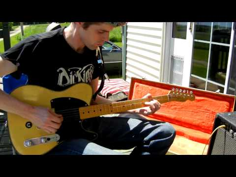 """""""Kentucky Jelly"""" cover of """"Brad Paisley"""" song by """"Bill Shaffer"""""""