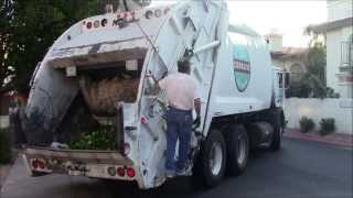 Curbside Disposal: Manual Trash Collection