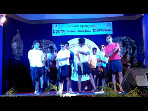 College dance performance [MUST WATCH].Awesome happy wedding dance by Mangalorians