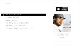 TARKAN - Start The Fire Mousse T. Radio Mix (Official Audio)
