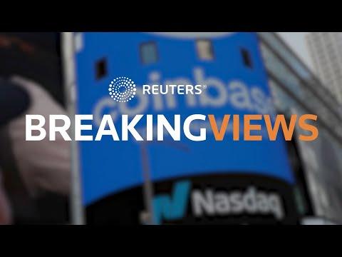 Breakingviews TV: Coinbase