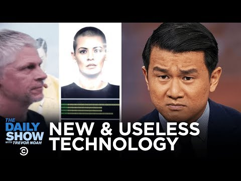 Today's Future Now - Stupid Stuff at the CES 2020 Tech Expo | The Daily Show