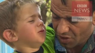 【BBC】 シリア難民を食い物に 密入国業者を潜伏取材
