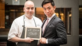 Piora Restaurant, NYC - Inside Look with Chef Chris Cipollone of Piora New York
