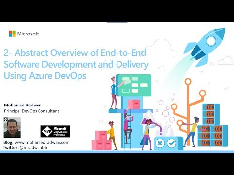 Abstract Overview of End to End Software Development and Delivery Using Azure DevOps (2)