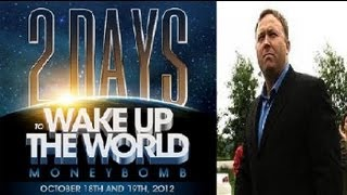 ALEX JONES | Awaken Humanity: Special Broadcast (10/18/2012)