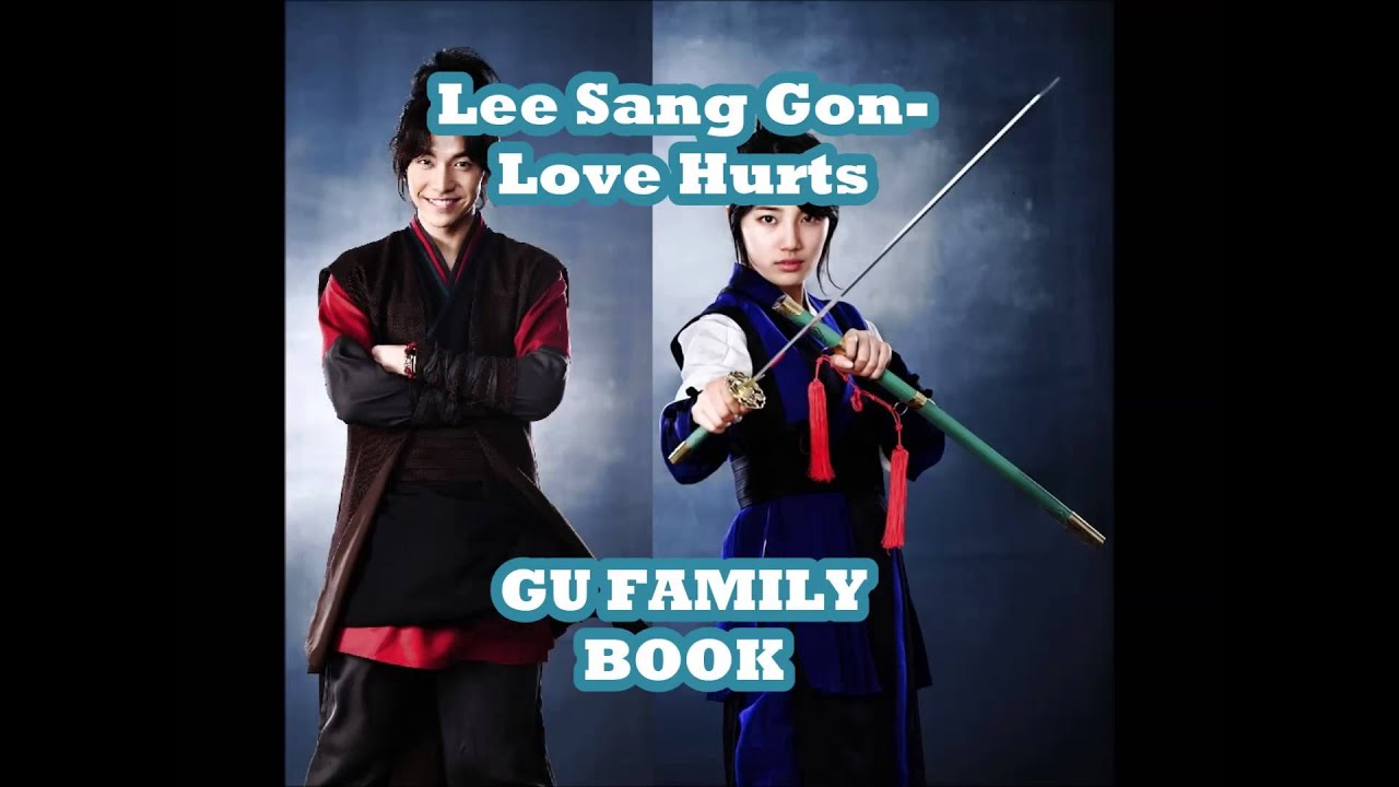 Download GU FAMILY BOOK OST Love Hurts (Lee Sang Gon) mp3