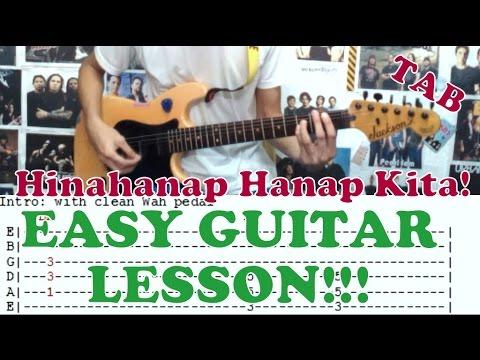 Hinahanap Hanap Kita Rivermaya Complete Guitar Lessoncoverwith