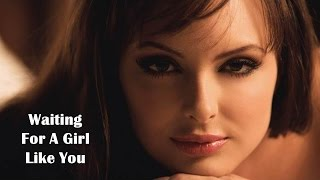 Waiting For A Girl Like You Foreigner (TRADUÇÃO) HD (Lyrics Video)