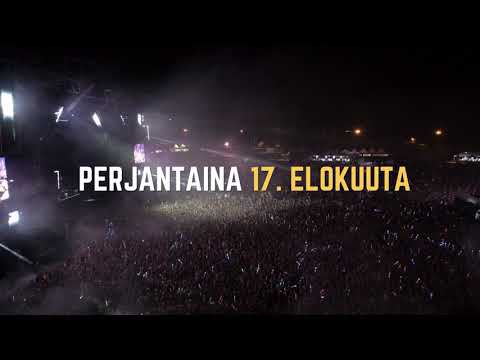 Weekend Festival 2018 - The prodigy