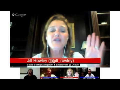 Social Selling - The Problem with Social Selling - Hangout with Ken Episode 2