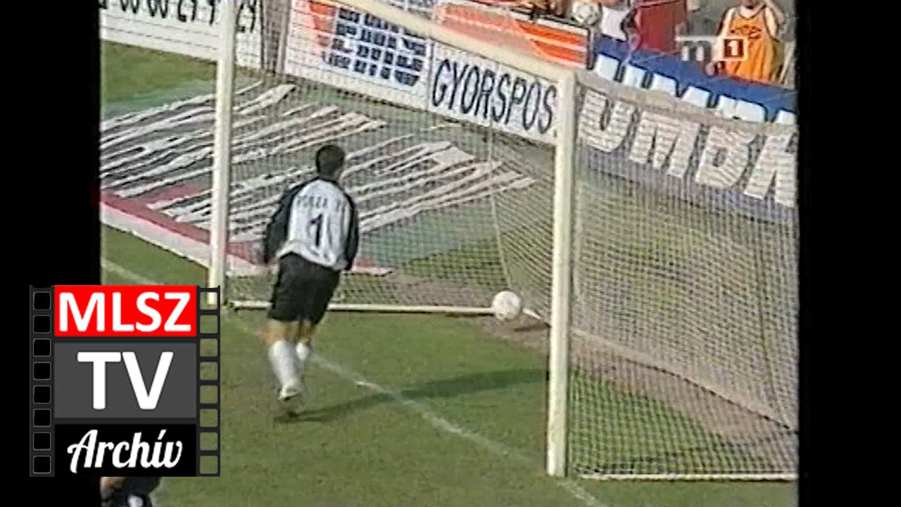 Újpest-Vasas | 4-2 | 2001. 08. 04 | MLSZ TV Archív