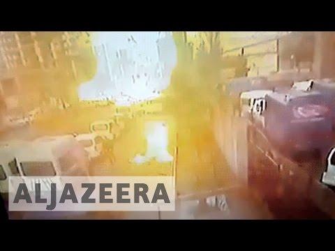 Turkey city of Izmir hit by deadly car bomb blast