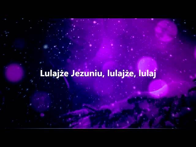 Weekend - Lulajże Jezuniu (Karaoke)