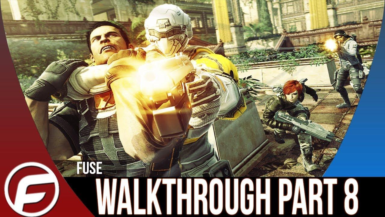 fuse walkthrough part 8 chapter 4 xbox 360 ps3  [ 1280 x 720 Pixel ]