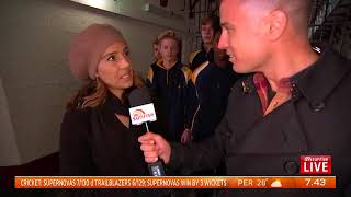 James Tobin's weather at 7 40 Video 4