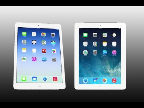 ipad air 2 vs ipad 3 comparison 2015 youtube. Black Bedroom Furniture Sets. Home Design Ideas