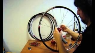 Zapletení kola Cyklo-MD