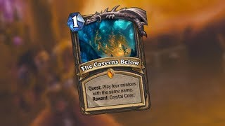 Hearthstone - Quest Rogue After the Nerf
