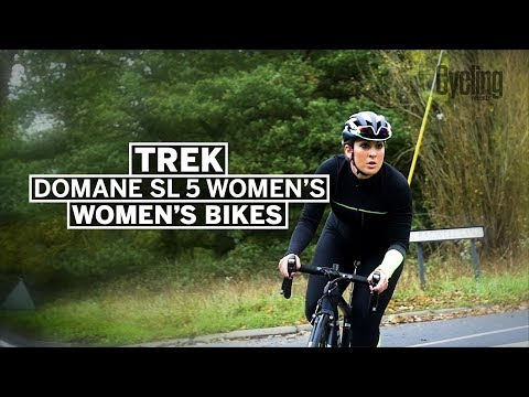 Trek Domane SL 5 | Women's Bikes Special | Cycling Weekly