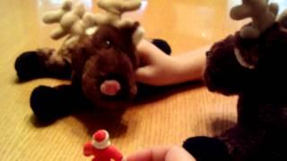 Webkinz Reindeer is bullied!