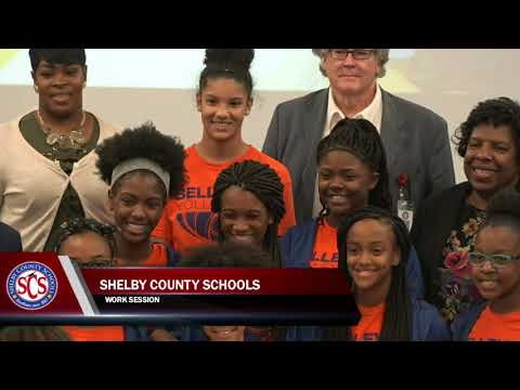 Shelby County School Board Work Session | Oct. 24, 2017