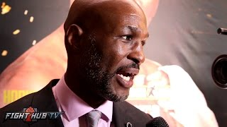 Bernard Hopkins reflects on becoming a pro boxer after jail release coming into his final fight