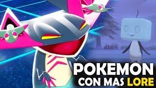 POKEMON con MAS LORE de la REGIÓN DE GALAR / Pokemon Espada y Pokemon Escudo