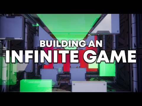 Building an Infinite Procedural Game with a new Game Dev Platform!