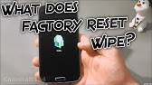 How to Hard Reset \ factory Reset Your Android Phone (Full Tutorial