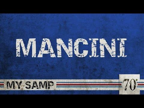 #70diNoi, My Samp: Roberto Mancini