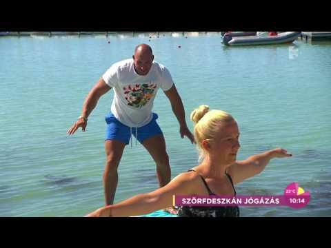 Pintér Tibor szerint Berki Krisztián a magyar Baywatch Dwayne Johnsonja - tv2.hu/fem3cafe