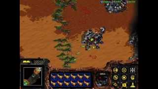 StarCraft 1: The unused Defiler attack (Venom)