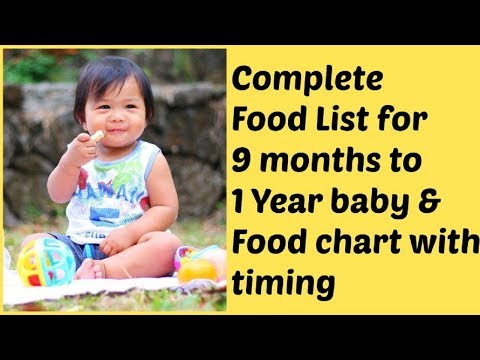 food-chart-for-9-months-to-1-year-baby