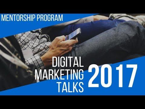Digital/Social Media Marketing Mentorship Program