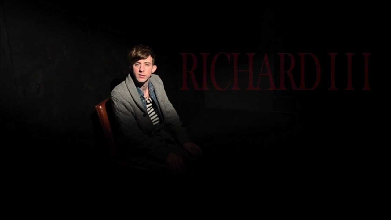 the opening speech of richard iii in Shakespeare's richard iii tells the story of richard, duke of gloucester, who was the brother of edward the iv and the duke of clarence upon the death of his brother the king, richard and his wife.