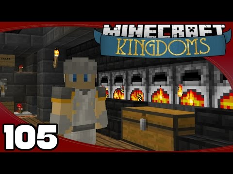 Kingdoms - Ep. 105: New Kingdom, Texture Pack Update, and Great Discovery!