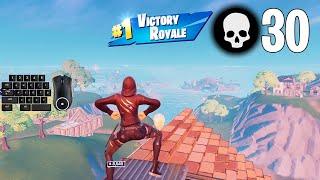 30 Elimination Duo Arena Win ft. GaFN | Full Gameplay (Fortnite PC Keyboard)