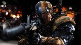 Deathstroke The Terminator Cinematic Movie Trailer
